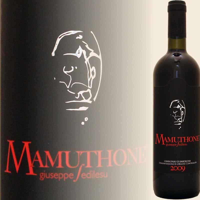 Mamuthone Cannonau di Sardegna (Giuseppe Sedilesu)