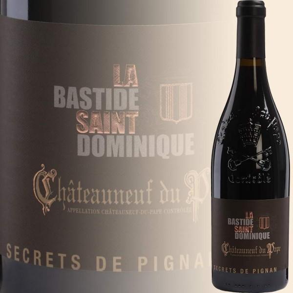 Chateauneuf-du-Pape Secrets de Pignan 2016, 97 PP (La Bastide Saint Dominique)