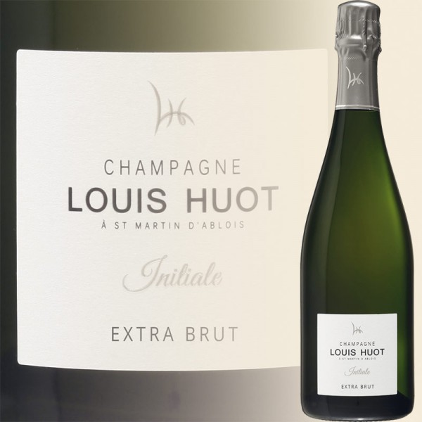 Champagner Cuvée Initiale Brut Zero (L. Huot)
