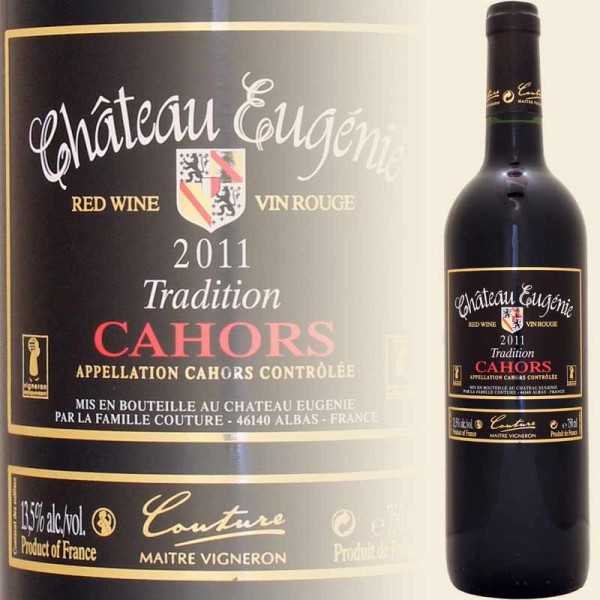 Cahors Tradition (Chateau Eugenie)