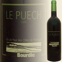 Le Puech Rouge (Domaine Bourdic)