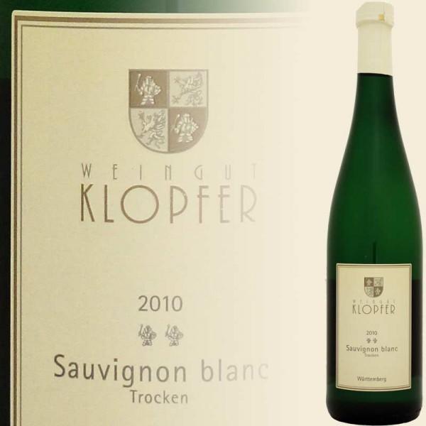 Sauvignon Blanc ** trocken (Weingut Klopfer)