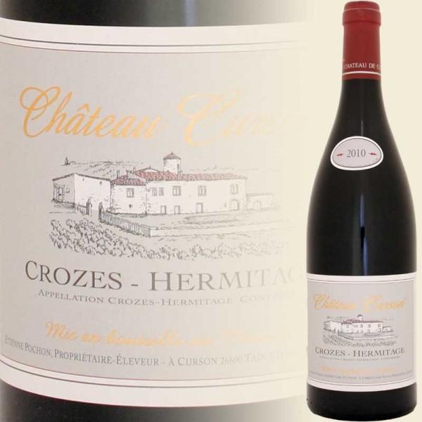 Crozes-Hermitage Rouge (Etienne Pochon - Chateau Curson)
