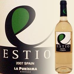 ESTIO Blanco (Bodegas La Purisima)