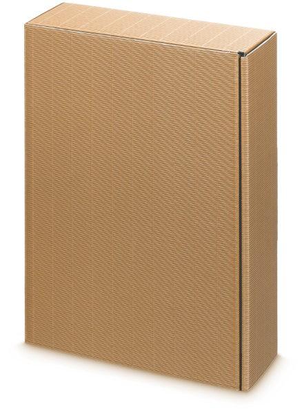 3er Geschenkverpackung Modern Natur