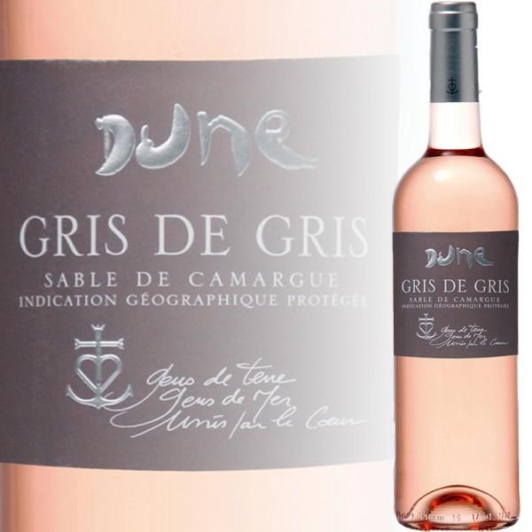 Dune Rosé Gris de Gris, Sables de Camargue (Chateau L´Ermitage)