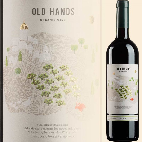 Old Hands Roble (Bodegas La Purisima)