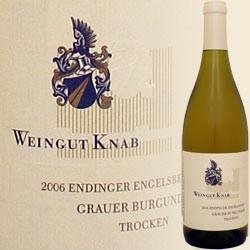 Grauer Burgunder Kabinett trocken, Endinger Engelsberg (Weingut Knab)