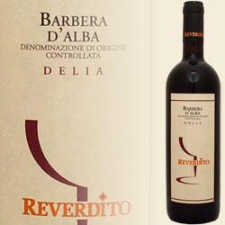 Barbera d`Alba DELIA (Michele Reverdito)