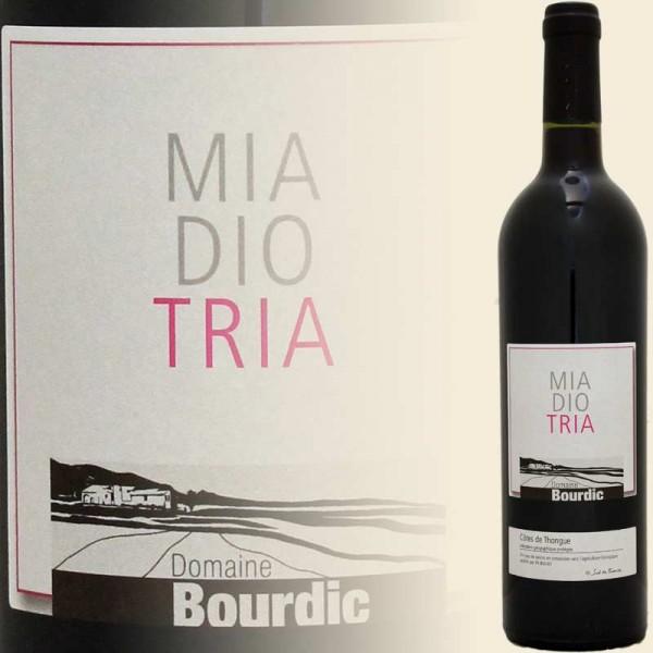 TRIA Rouge (Domaine Bourdic)