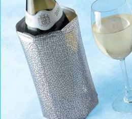 Weinkühler Rapid Ice - nicht nur im Sommer unverzichtbar! (Vacu Vin)