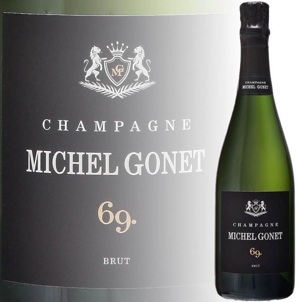 Champagner Brut 6g (Michel Gonet)