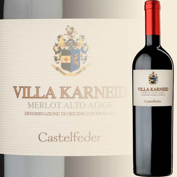 Merlot Villa Karneid (Castelfeder)