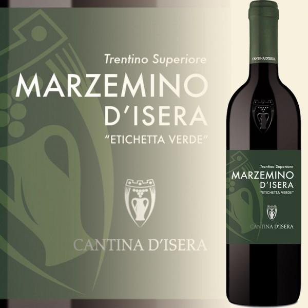 Marzemino Etichetta Verde, Trentino DOC