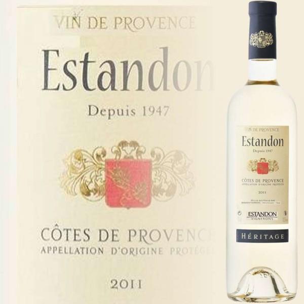 Heritage Blanc (ESTANDON Vignerons)