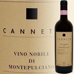Vino Nobile di Montepulciano DOCG Riserva (Canneto)