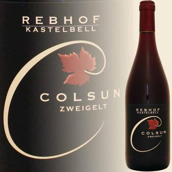 Vinschgau Zweigelt (Rebhof Kastelbell)