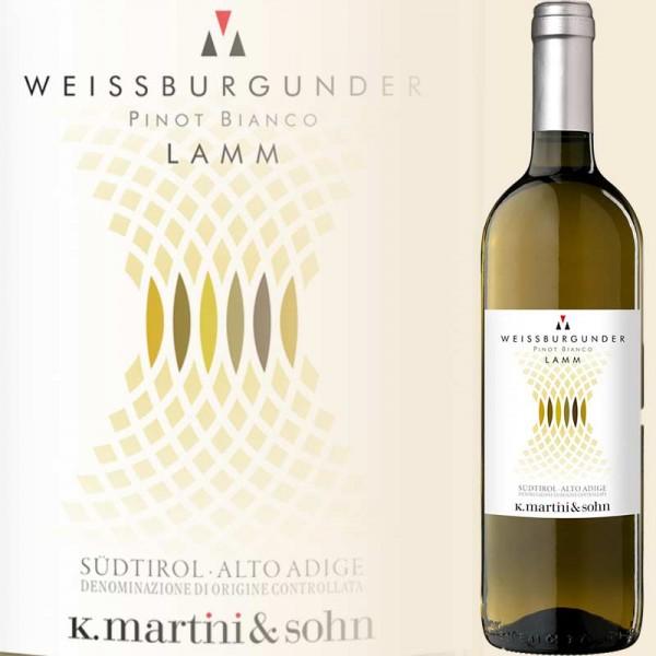 """Weissburgunder """"Lamm"""" (K. Martini & Sohn)"""