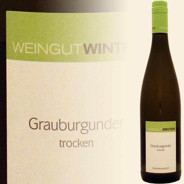 Grauburgunder trocken (Weingut Winter)