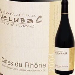 Côtes du Rhône (Domaine Delubac)