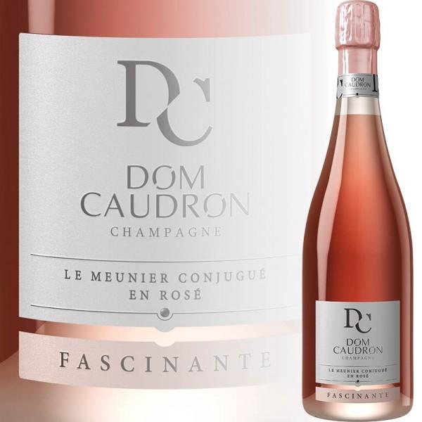 Champagner Rosé Fascinante Brut (Dom Caudron)
