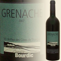 Grenache (Domaine Bourdic)