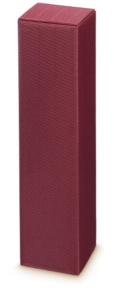 1er Geschenkverpackung Modern Bordeaux