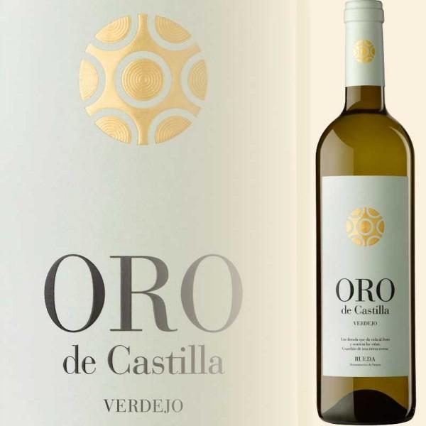 Oro de Castilla VERDEJO, Sonne im Glas!!! (Hermanos del Villar)