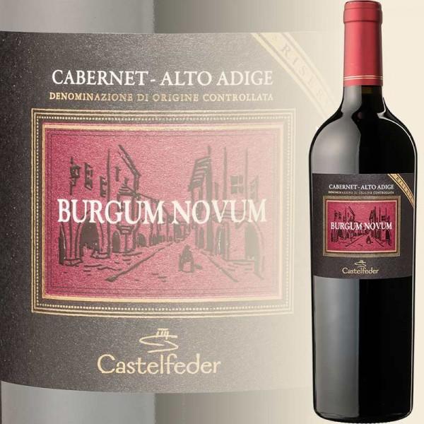 Cabernet Riserva Burgum Novum (Castelfeder)