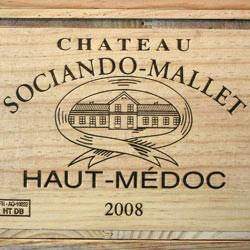 Chateau Sociando-Mallet 2008 (Chateau Sociando Mallet)