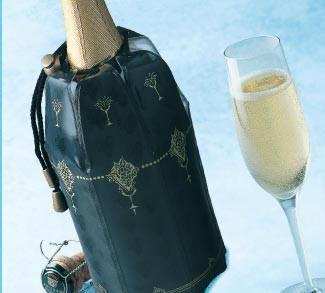 Champagner-Kühler Rapid Ice (Vacu Vin)