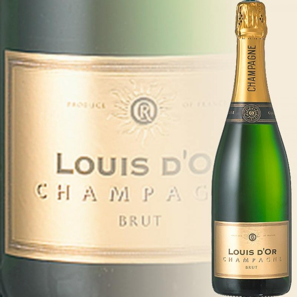 Champagne Brut Louis d`Or (H. Blin & Co.)