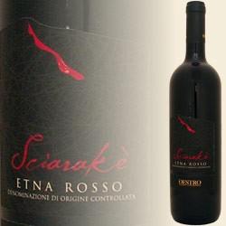 SCIARAKÈ Etna Rosso, 3 Gl. im Gambero Rosso (DESTRO Vini)
