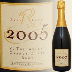Triumvirat X Grande Cuvée BRUT (Raumland)