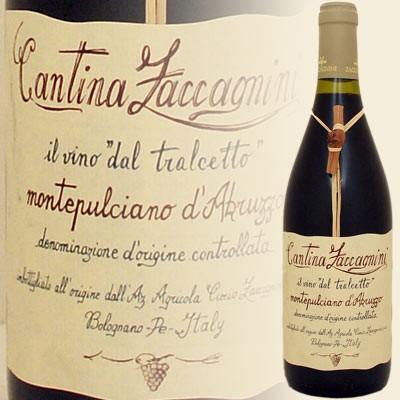 """Montepulciano d`Abruzzo """"Tralcetto"""" (Cantina Zaccagnini)"""