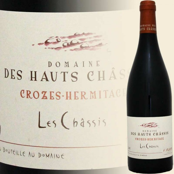 Crozes Hermitage Les Chassis Rouge (Domaine des Hauts Chassis)