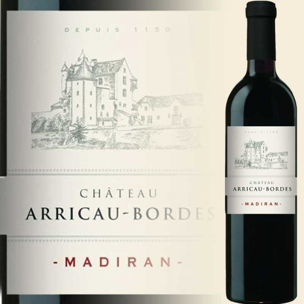 Chateau Arricau-Bordes Rouge (Chateau Arricau-Bordes)