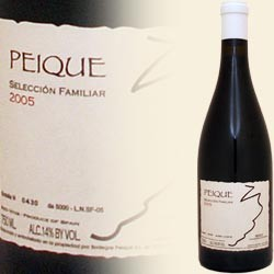 Seleccion Familiar Tinto (Bodegas Peique)