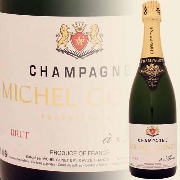 Champagner Brut Reserve (Michel Gonet)