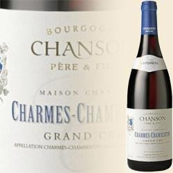 Charmes Chambertin Grand Cru, Cotes de Nuits (CHANSON Pere & Fils)