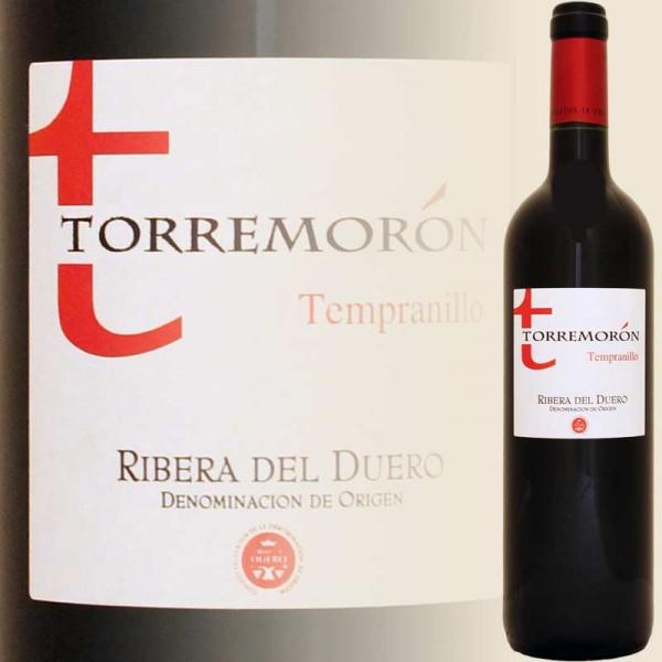 Torremoron Tinto Tempranillo (Bodegas Torremoron)