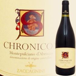 Chronicon Montepulciano d`Abruzzo (Cantina Zaccagnini)