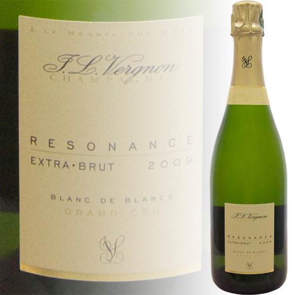 RESONNANCE Champagner 2010 Extra Brut,Grand Cru - Blanc de Blanc (J. L. Vergnon)