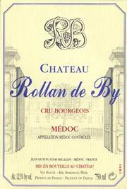 Chateau Rollan de By 2008 (Chateau Rollan de By)