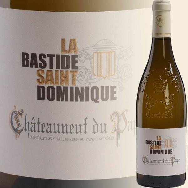 Chateauneuf-du-Pape Blanc (La Bastide Saint Dominique)