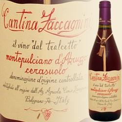 Cerasuolo Rosé Montepulciano d`Abruzzo (Cantina Zaccagnini)