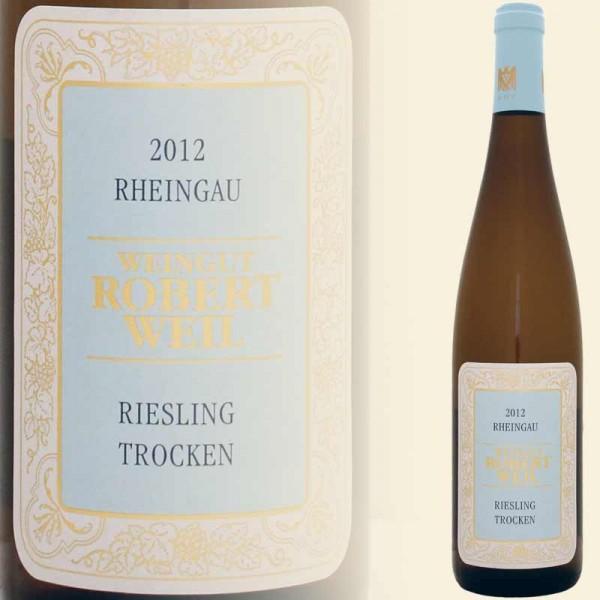 Robert Weil Riesling trocken (Robert Weil)