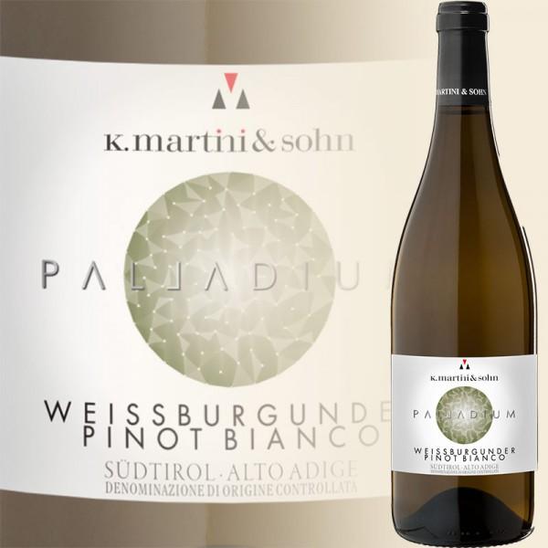 Weissburgunder PALLADIUM (K. Martini & Sohn)