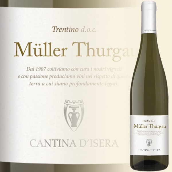 Müller-Thurgau, Trentino DOC