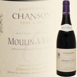 MOULIN A VENT Beaujolais Cru (CHANSON Pere & Fils)